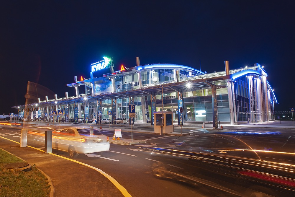 Аэропорт Киев (IEV, Жуляны)