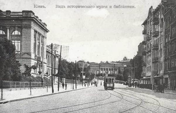 Старые и новые названия улиц Киева